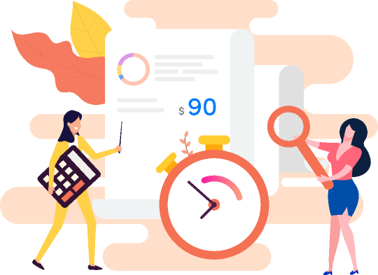 Time tracking for the conversational world